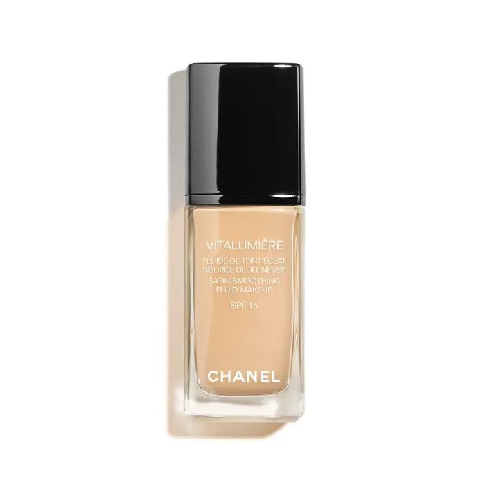 Chanel Vitalumière base de maquillaje