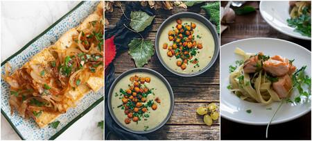 Paseo por la gastronomía de la red con platos caseros y reconfortantes para el otoño