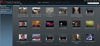 Neokast, más vídeo a través de Internet