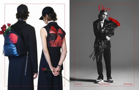 Advertising Campaign Dior Homme Pictures By David Sims Stylisme By Mauricio Nardi 3