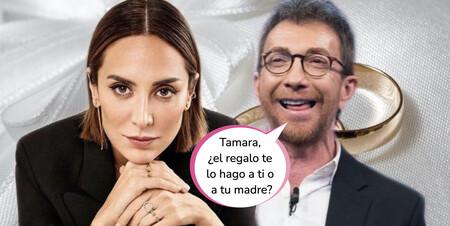 ¡EXCLUSIVA! Tamara Falcó podría estar a punto de casarse y Pablo Motos estaría en la lista de invitados