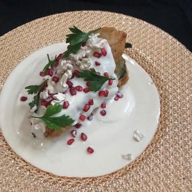 Celebrará el chef Alan Sánchez la temporada de Chiles en nogada preparando este platillo en TintoMX restaurante