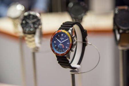 La gama Fossil Q crece con el reloj Q Crewmaster
