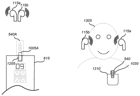 Apple Patent Airpods Charging Case 001