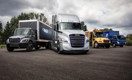 Freightliner Ev 2