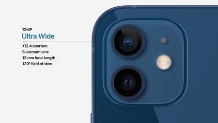 Iphone 12 Mini Camaras Sensor Ultra Gran Angular