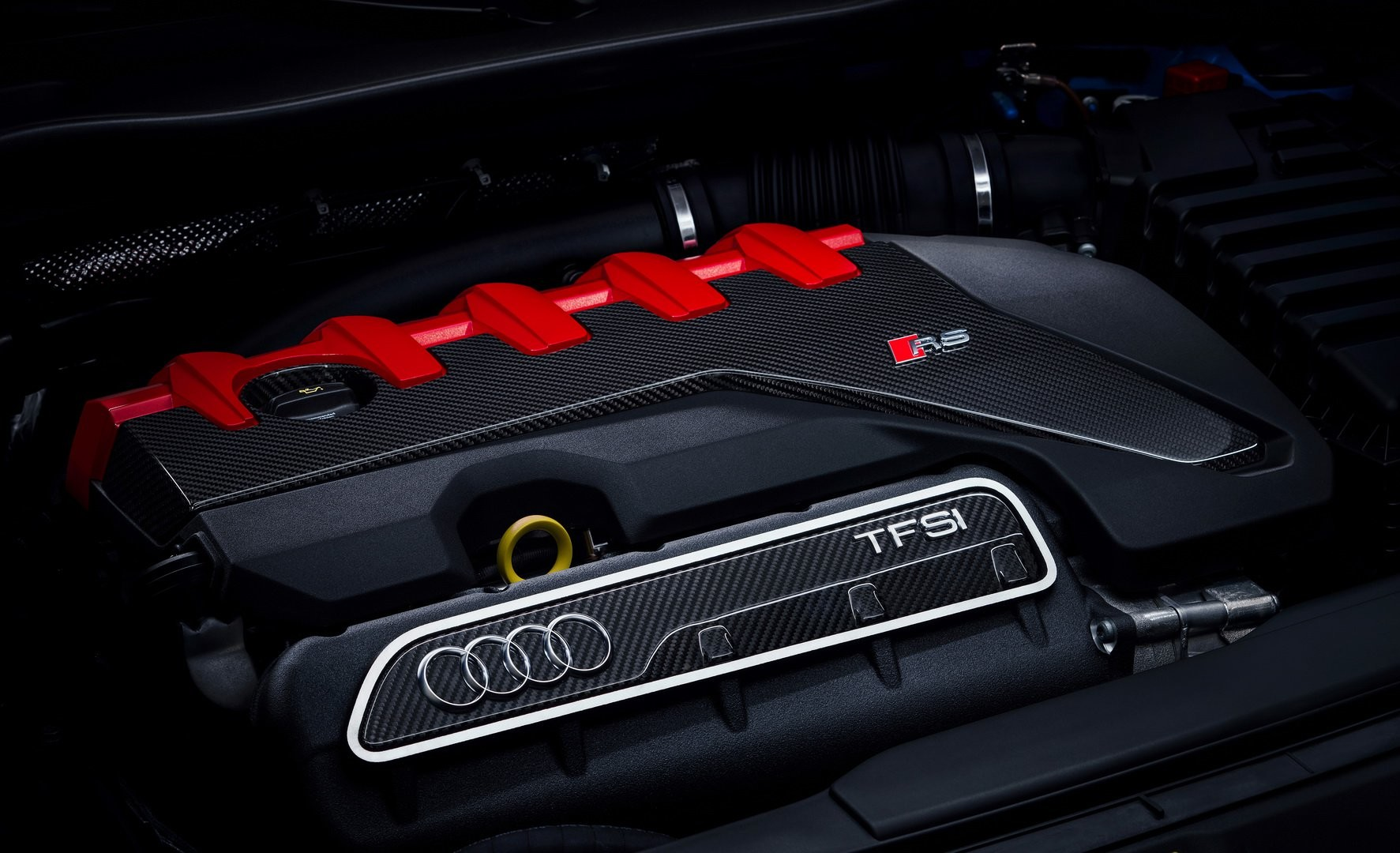 Foto de Audi TT RS 2020 (39/53)
