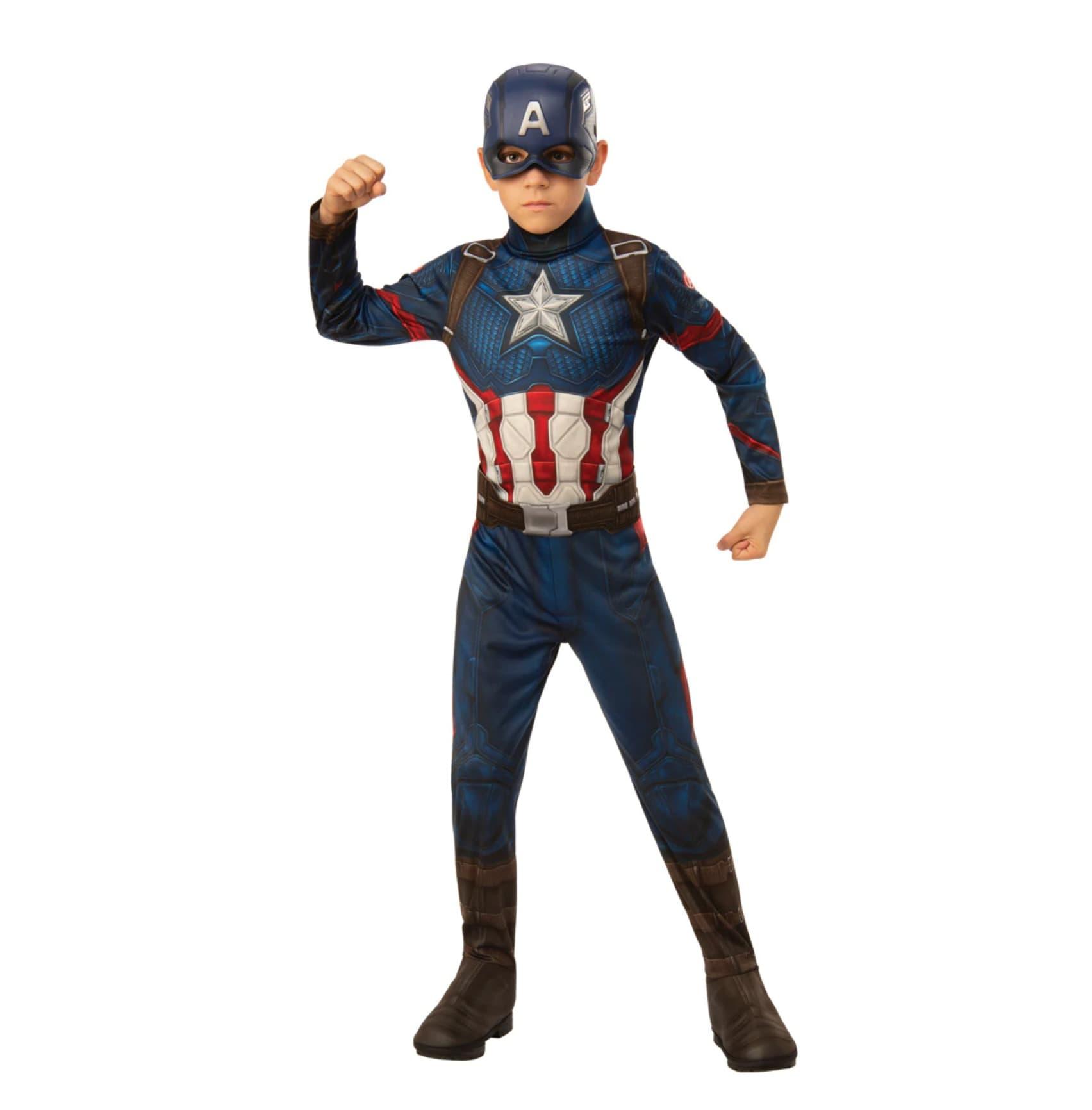 Disfraz infantil Capitán América Endgame Classic Los Vengadores Rubies