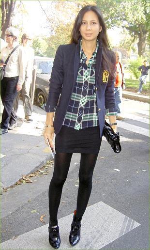 Mujeres con estilo: Mélanie Huynh