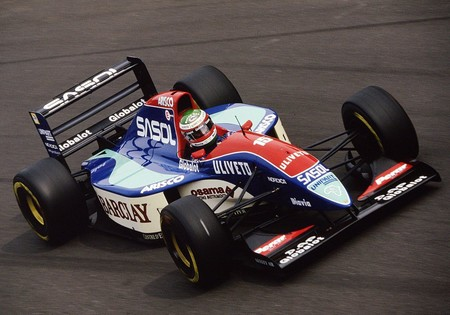 Apicella Italia F1 1995
