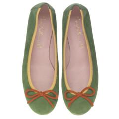 Foto 4 de 10 de la galería pretty-ballerinas-coleccion-primavera-verano-2012-a-todo-color en Trendencias