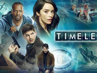 Los viajes temporales de 'Timeless' llegarán a Movistar+ en octubre