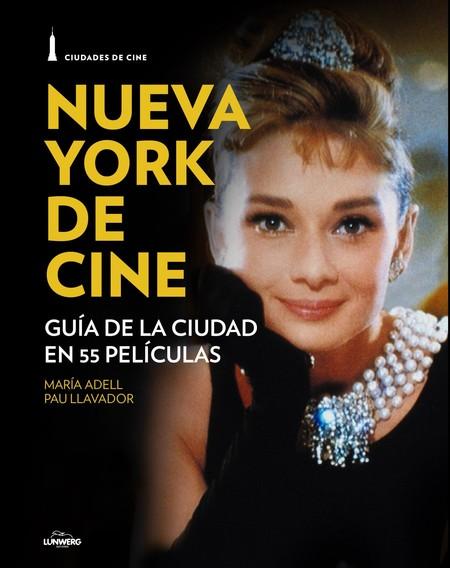 Libro NY de cine