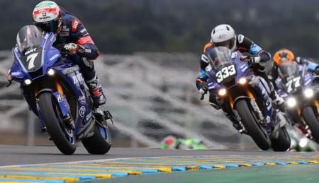 Yamaha 24 Horas Le Mans 2020