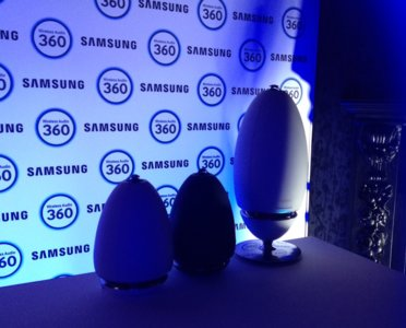 Samsung lanza en Colombia sus altavoces 360° R6 y R7