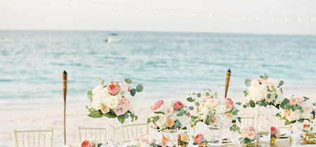 La semana decorativa: el dorado también es para el verano... !Y para las bodas!