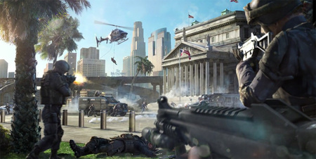 Call of Duty: Police Warfare, espectacular tráiler conceptual creado por un fan de la saga