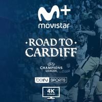 Movistar también emitirá la final de la Champions pero solo podrá verse en 4k en televisores Samsung compatibles