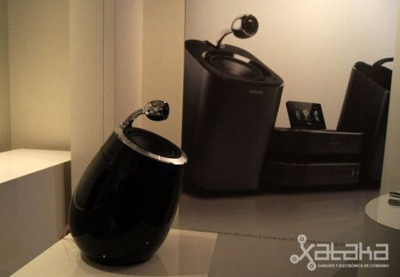 Philips Fidelio SoundSphere, estupendos altavoces compatibles con AirPlay de Apple