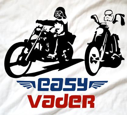 "Camiseta ""Easy Vader"""