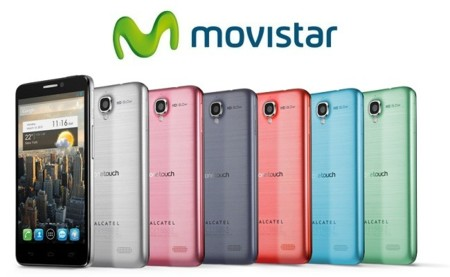 Precios Alcatel One Touch Idol con Movistar