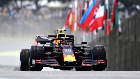 Albon Brasil F1 2019