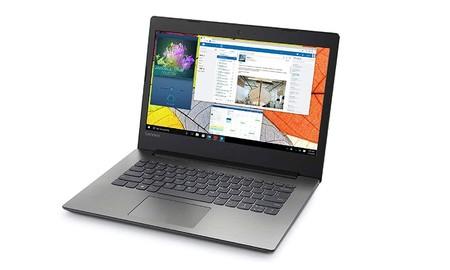 Para ahorrar comprando un portátil potente, hoy en Amazon tienes el Lenovo Ideapad 330-15ICH por 744,99 euros