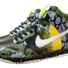 Foto 2 de 5 de la galería zapatillas-nike-dunk-high-serpent-ii en Trendencias Lifestyle