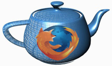 Firefox preparado para WebGL