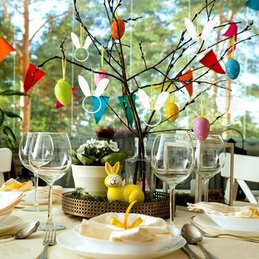 21 artículos adorables para decorar y hacer manualidades con niños en Pascua
