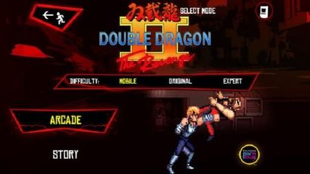 Double Dragon revive en iTunes y Google Play
