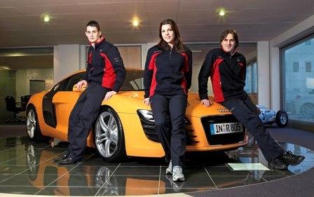 Audi confirma sus pilotos para el DTM 2008