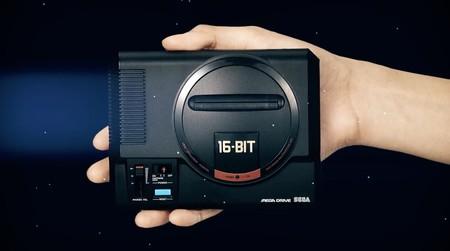 Resultado de imagen de SEGA Mega Drive Mini