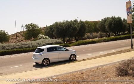 Renault Zoe Prueba 1000 12