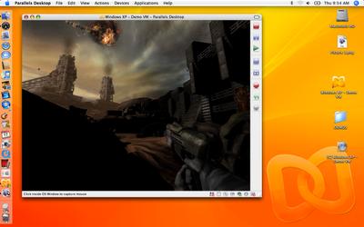 Parallels Desktop 3 ya casi listo