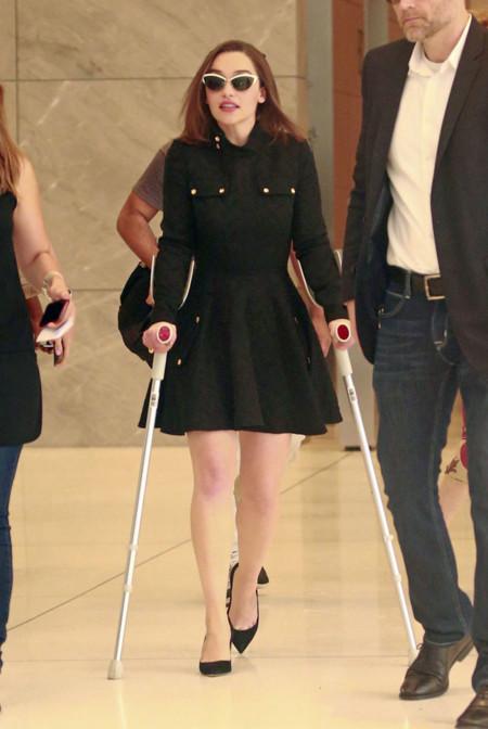 Emilia Clarke Looks 1