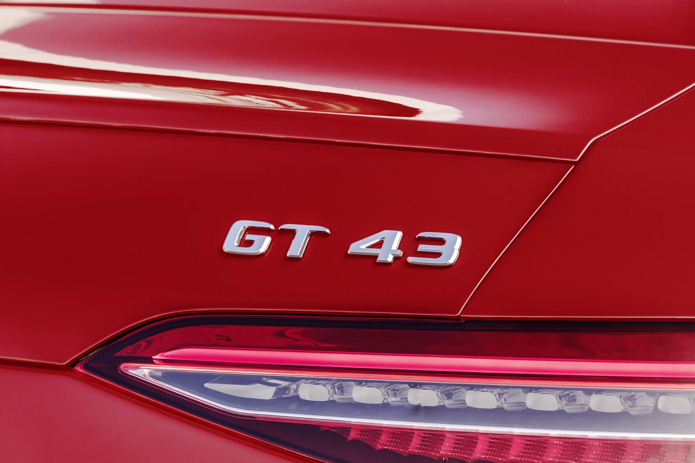 Foto de Mercedes-AMG GT 43 Coupé 4 puertas (9/18)