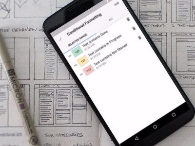 Google Docs y Sheets se actualizan con edición en vista de impresión y formato condicional