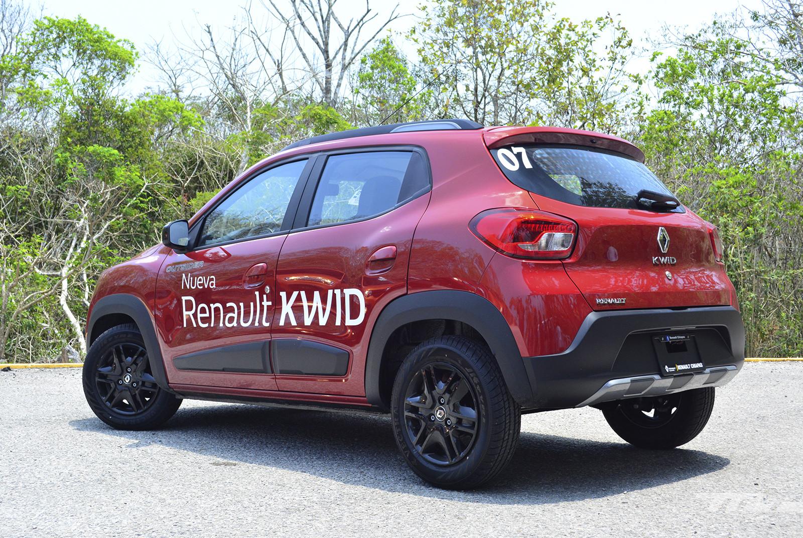 Foto de Renault Kwid (lanzamiento) (6/15)