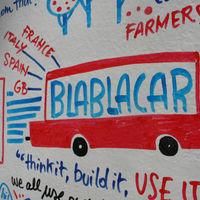 BlaBlaLines, la nueva app de BlaBlaCar que quiere ser como el metro, pero con coches