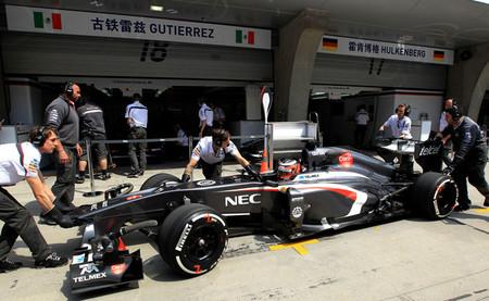 ¿Nuevo sponsor para Sauber?