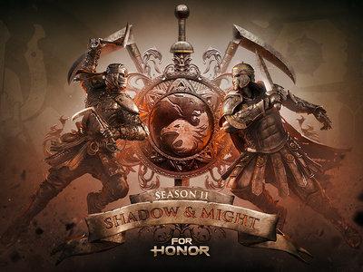 La Temporada 2 de For Honor llega con nuevos héroes, mapas y más el 16 de mayo