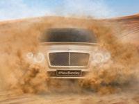El Bentley Bentayga ya rueda por Nürburgring, y es una animalada en movimiento