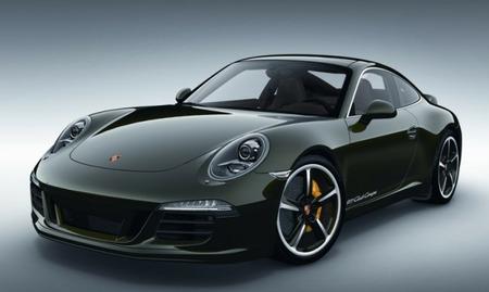 911 Club Coupe 2012 Limited Edition, sólo 12 unidades para miembros del Porsche Club
