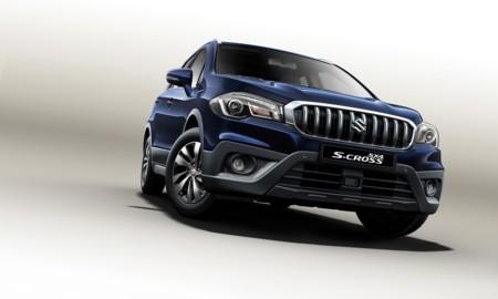 El Suzuki SX4 S-Cross estrenará su nuevo carácter con una pinta más dura, más SUV