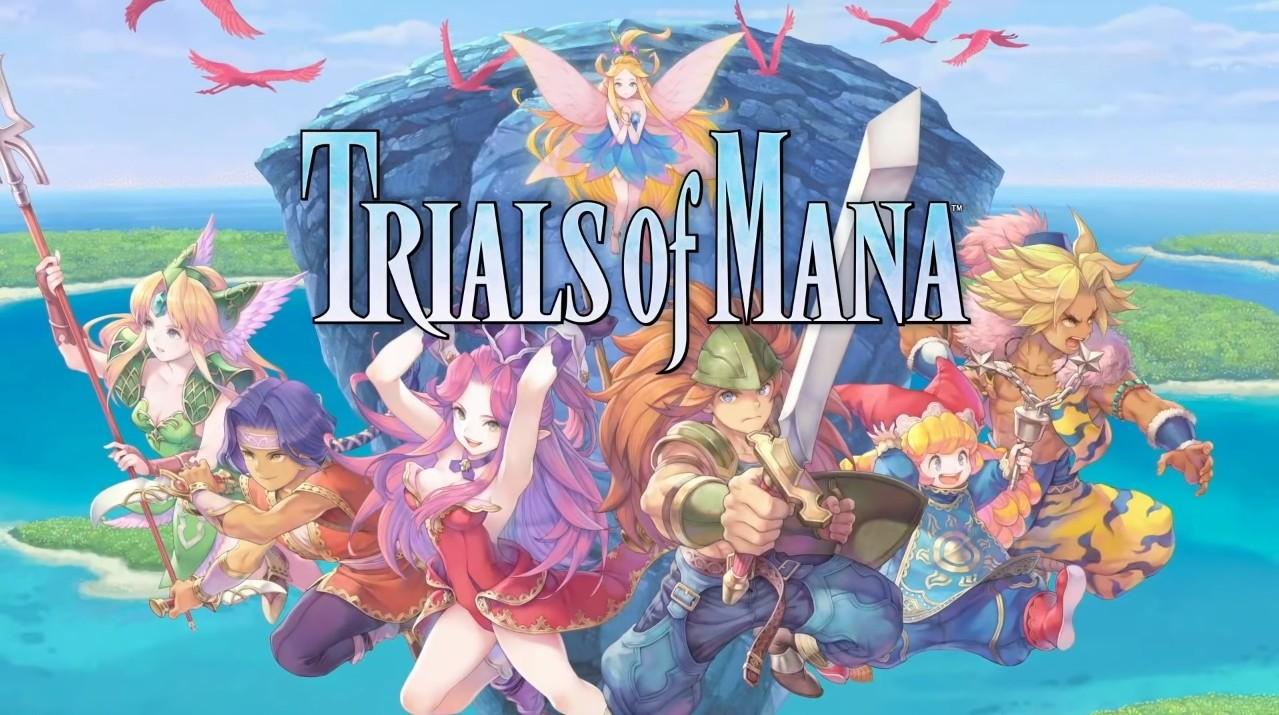 Anunciado el espectacular Trials of Mana, el remake en 3D de ...