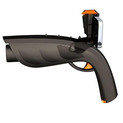 Foto de Xappr pistola (4/5)