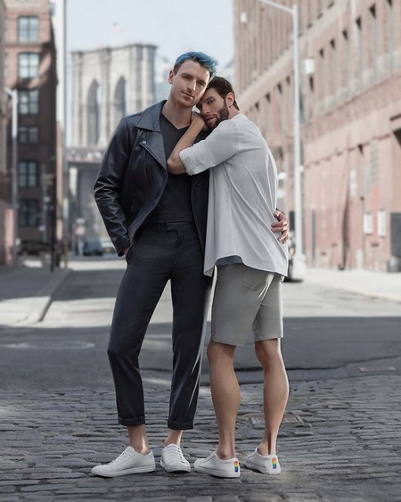 Contra La Homofobia Estas Marcas De Moda Han Hecho De Sus Campanas Un Grito A Favor De La Igualdad