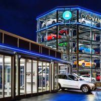 Nashville es ese lugar donde una impresionante máquina de vending te sirve tu nuevo coche