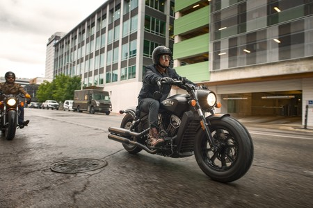 Indian Scout Bobber 2018 17